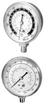 Bourdon tube pressure gauge for refrigerant max. 800 psi | 1785 series AMETEK U.S. GAUGE
