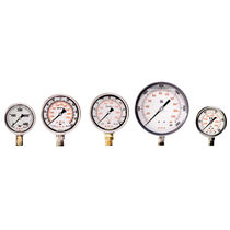 Bourdon tube pressure gauge 4 000 bar FPT Fluid Power Technology