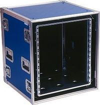 "box for electric equipment with 19"" rack ProRack CP Cases"