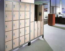 box locker S 3000 series Evolo C+P Moebelsysteme
