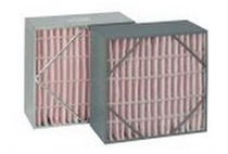 box-type filter housing for air/gas filter Perma-Cell™ Columbus Industries