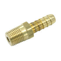 brass barbed coupling 1/8 - 1/2&quot;, max. 15 bar PREVOST