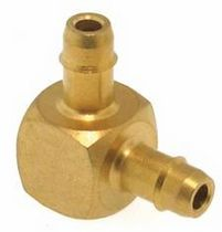 brass elbow fitting 3/16 - 1/16&quot; | MHL Beswick Engineering Co, Inc.