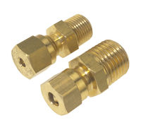 brass simple ferrule fitting  Labfacility