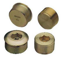 brass threaded blanking plug  APLEI S.A.