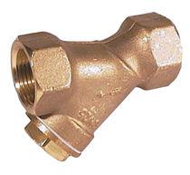 "brass Y-strainer 3/8"" - 3"", 16 bar 