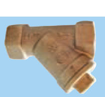 "brass Y-strainer 1/2"" - 2"", 25 bar 