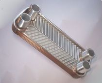 brazed plate heat exchanger 150 psi, -40 ... 250 °F Standard Xchange