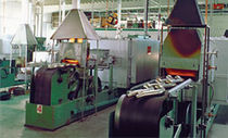 bright annealing line for stainless steel max. 1180°C | Bd Series SAFED