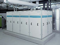 brine to water heat pump max. 290 kW | KWT series Viessmann Werke GmbH & Co. KG