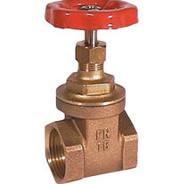 "bronze gate valve 3/8"" - 4"", PN 16 