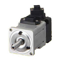brushless AC electric servo-motor 1 000 - 6 000 rpm, 50 - 6 000 W | Accurax G5 Omron Europe
