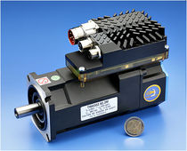 brushless DC electric servo-motor with integrated motion controller 2.5 - 9 Nm, 310 - 550 VDC, IP67 | Ultract TW Phase Motion Control S.r.l.