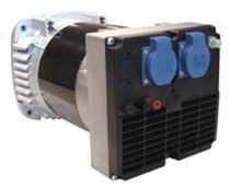 brushless synchronous alternator 3.5 - 7.2 kVA | K100 series   Nuova Saccardo Motori