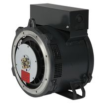 brushless synchronous alternator 50 - 60 Hz Meccalte