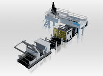 bubble wrap cast film extrusion line Bubble Guard® Flex COLINES® S.p.A.