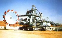 bucket wheel excavator  Taiyuan Heavy Industry Co., Ltd.