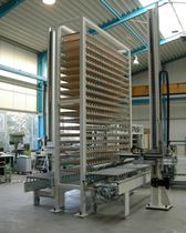 buffer storage system for furniture panel VPS Ing. Büro Gottschild GmbH