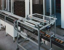 buffer system for food product packaging lines HELIFLEX M.H. Material Handling S.r.l.