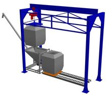 bulk bag gantry crane max. 4000 lbs Gruber Systems Inc.