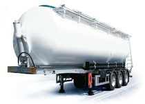 bulk freight semi-trailer tanker PowderLiner Benalu