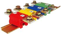 busbar terminal block 100 - 415 A, 35 - 240 mm² Elmex Controls Pvt. Ltd.