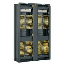 cable management rack NetRack series    PANDUIT