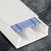 cable trunking: mini and skirting trunking Serie WADO SCAME PARRE S.p.A.