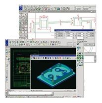 CAD / CAM software isy-CAM 2.5  isel Germany