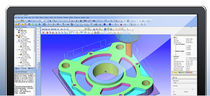 CAD / CAM software for 2D and 3D milling 3D Mill Standard BobCAD-CAM, Inc.