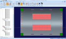 CAD / CAM software for CNC punching machine Lantek Expert Punch Lantek Sheet Metal Solutions S.L.