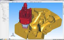 CAD / CAM software for EDM electrode WORKNC ELECTRODES SESCOI