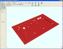 CAD / CAM software for sheet metal Radan Planit