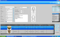 CAD / CAM software for the clothing industry VetiPDM® Fashion  JPS - VETIGRAPH