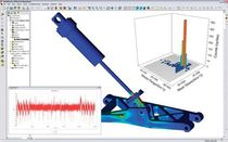 CAD validation software / property calculation SolidWorks Simulation SOLIDWORKS