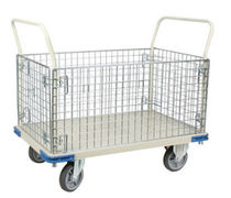 cage trolley 660 - 1 100 lbs  Wesco