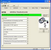 calculation software for flow meters deltacalc 8 systec Controls