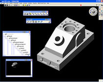 CAM software for machining solids GibbsCAM 2.5D Solids Gibbs