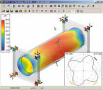 CAM software for machining solids SAMCEF SAMTECH
