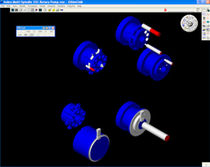 CAM software for multi-function mill-turn machines MTM Gibbs