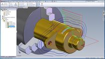 CAM software for multi-function mill-turn machines  SOLIDCAM