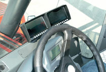 camera vision system for container handler  Orlaco Products BV