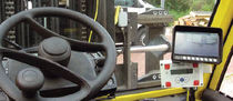 camera vision system for forklift truck  Orlaco Products BV