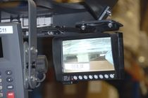 camera vision system for reach truck  Orlaco Products BV