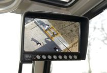 camera vision system for telescopic crane  Orlaco Products BV