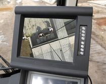 camera vision system for crawler crane  Orlaco Products BV