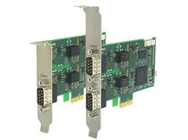 CAN - PCI Express interface card 4 x CAN IXXAT Automation