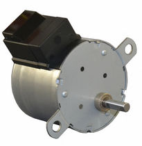 can stack electric stepper motor PFCU30 - 100mN.m torque, 1.8 step angle, bipolar winding Nippon Pulse