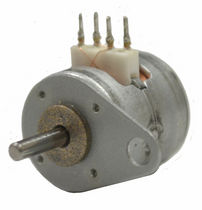 can stack electric stepper motor PFC10, 1mm diameter, 1.0mNm torque, 2.7V  Nippon Pulse