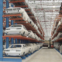 cantilever racking UN-CR0806 Jiangsu Union Logistics System Engineering Co., Lt